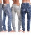 Die unterschiedlichen Schnittformen von Jeanshosen
