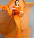 Orange ist die Farbe des kommenden Sommers