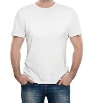 klassisch schlichtes Männershirt