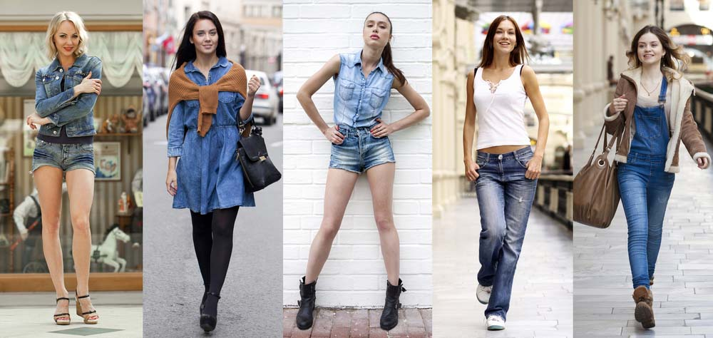 Jeans Modetrends